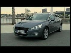 New 508 RXH video: the new hybrid crossover by Peugeot  http://www.peugeot.com/en/products/cars/508-rxh.aspx