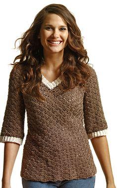 crochet pattern for a jacket