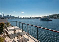 seattle houseboat view