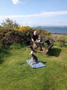 picnic on cumbrae