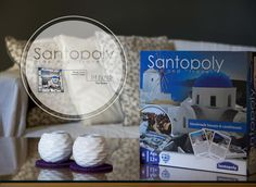 Buy! Sell! Build! Force your opponents to bankruptcy! Share lots of fun moments with the best real-estate board game that will travel you to this unique greek island! #santopoly #greekproduct #boardgame