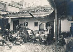 Patio de una casa de vecinos. Sevilla | Flickr: Intercambio de fotos
