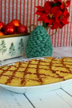 Aletria Portugal / recipe Portugal Recipe For Mom, Portuguese Desserts, Portuguese Recipes, Portuguese Food, My Recipes, Cooking Recipes, Brownies, Trifle Pudding, Desert Recipes