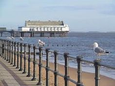 Cleethorpes sea front & Pier
