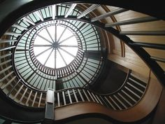 Circular stair - traditional - staircase - seattle - by Edifice Construction Company Inc