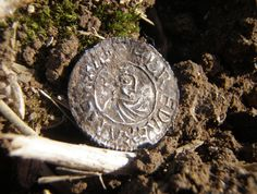 The coin Penny, Aethelred II, the Unready (978-1016).  Location: : England Metal Detector: Minelab X Terra 705 Search coil: NEL Tornado Price of find: : 1000$ (Valuation)