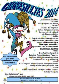 Carnaval de Portbou (març 2014)