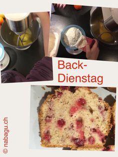 Back-Dienstag Tuesday, New Recipes, Bakken