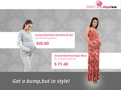 So what if you got a bump!!! lets make it stylish for you.... come check in the #maternity range of collection!!! https://goo.gl/pc5YMI