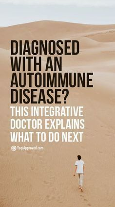 Diagnosed With an Autoimmune Disease? This Integrative Doctor Explains What to Do Next If you've been diagnosed with an autoimmune disease or suspect you have one, learn what you need to know and what to do next from this integrative doctor. Warrior Princess, Graves Disease, Stomach Ulcers, Thyroid Health, Thyroid Diet, Thyroid Issues, Gut Health, Hypothyroidism, Ibs