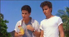 Private Resort (1985) - johnny-depp Photo