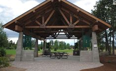 Image result for building plans for outdoor park picnic areas