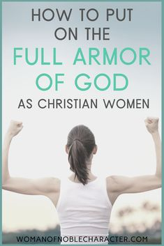 Bible Verse Of The Day:A look at the armor of God and what it means for Christian women. How to apply and live this scripture in your daily Christian walk. Christian Women, Christian Faith, Christian Living, Christian Quotes, Christian Podcasts, Faith Bible, Faith In God, Faith Prayer, Bible Truth