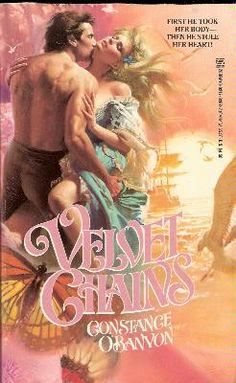 Velvet Chains by Constance O'Banyon