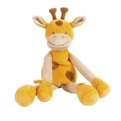 Cette FORME de doudou girafe