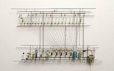 Peter Vogel sound circuit art | Eric Forman - Teaching