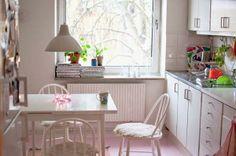 La casa de la escandinava Mimmi en tonos suaves
