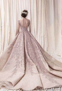Krikor Jabotian Bridal Collection 2018