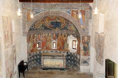 Chiesa di San Pietro, Motto di Dongio