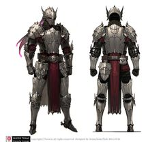 Character Concept, Character Art, Character Design, Fantasy Armor, Medieval Fantasy, Dnd Characters, Fantasy Characters, Armor Concept, Concept Art