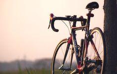 Wallpaper nature, bicycle, road bike, camp wallpapers mood - download