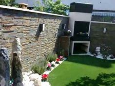 Ideas para diseñar un jardín. Paisajismo Por LB CASA I JARDI - YouTube
