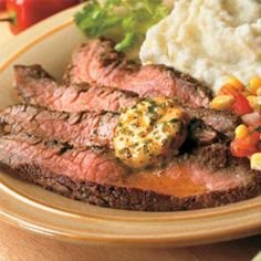 Try a Southwestern skirt steak with chile-lime butter for dinner tonight.