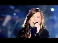 Bianca Ryan - I believe I can fly (LIVE)
