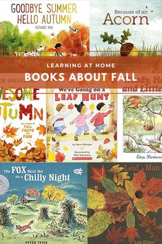 20 children's books to learn about fall Fantasy Books For Kids, Fall Facts, Lois Ehlert, Funny Books For Kids, Leaf Man, Cider Making, New Year New You, Local Library, Book Suggestions