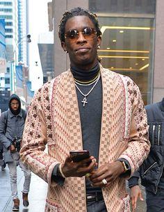Style-Icon: Young Thug