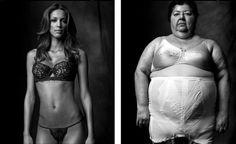 Lingerie Model / Woman in Girdle