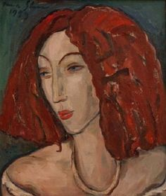 Irma Stern - Portrait of Olive Deacon 1953 Minions, South Africa Art, South African Artists, Portrait Paintings, Face Art, Potpourri, Figurative Art, Art Sketches, Painting & Drawing