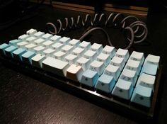 planck keyboard build
