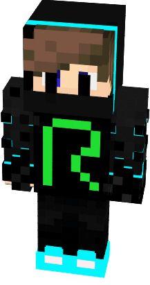 Nova Skin Minecraft Skin Editor Minecraft Skin Minecraft Gaming Logos