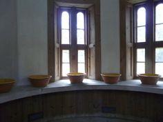Part of Brodie Castle kitchens