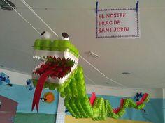 Sant jordi!!  Escola Bac de Roda