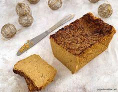 sojaturobie: Pasztet z grochu z paloną cebulą i glazurą musztar...