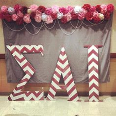 Photo booth idea for event