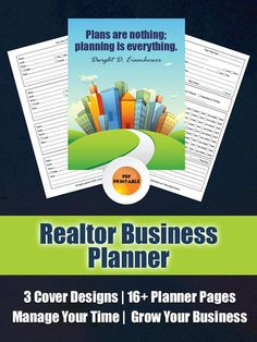Ultimate agent planner daily accountability in your hands by real estate planner agenda calendar real estate agent goal setting top selling items planner printable planner real estate business fandeluxe Image collections