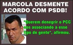 marcola Caiu a frequência na Casa Grande de SP  Datena, Dória, a elite paulistana merece …