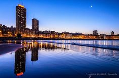 Mar Del Plata, Argentina. A beautiful beach city in the South of Argentina where my family is from. Would love to visit someday…