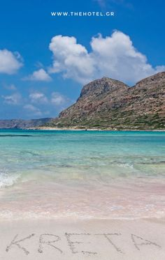 Holiday villa rentals in Crete, Handpicked villas and hotels in Crete Wonderful Places, Beautiful Places, Balos Beach, Crete Holiday, Greek Island Hopping, Relax, Next Holiday, Romantic Vacations, Enjoying The Sun