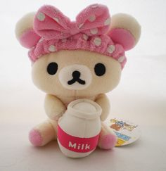 Korilakkuma. Love this series!!                                                                                                                                                                                 More