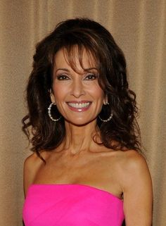 All My Children star Susan Lucci is the highest-paid actor on daytime television, and with good reason: She's played the most popular soap opera character of all time for 40 years. 50 Most Beautiful Women, Beautiful People, Stunning Women, Home Microdermabrasion, Susan Lucci, 50 And Fabulous, Ageless Beauty, Sexy Older Women, Glamour