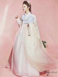 한복 Hanbok : Korean traditional clothes[dress] by dina Korean Traditional Dress, Traditional Fashion, Traditional Dresses, Korean Fashion Trends, Korea Fashion, Asian Fashion, Hanbok Wedding, Wedding Dress, Korea Dress