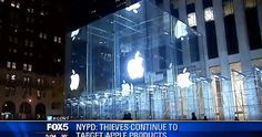 iPhones now involved in 14 percent of all NYC crime The NYPD says Apple product resale values are so high that organized crime rings can't g...