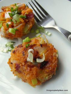Fried Cabbage and Bacon Cakes (Paleo/AIP)