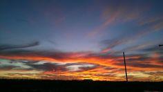 Beautiful #Kansas #sunset