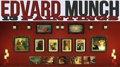Mod The Sims - Edvard Munch - 13 Paintings