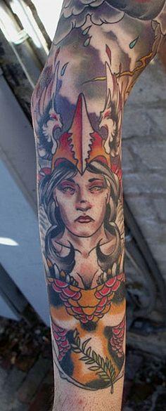 Mike Moses Tattoo 8